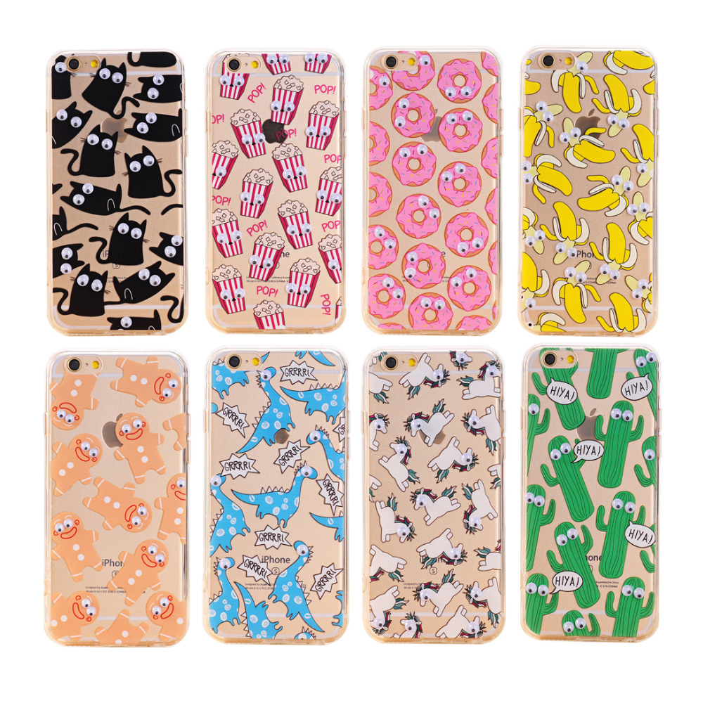Aliexpress.com : Buy 2016 Fashion 3D Eye Phone Capa Para