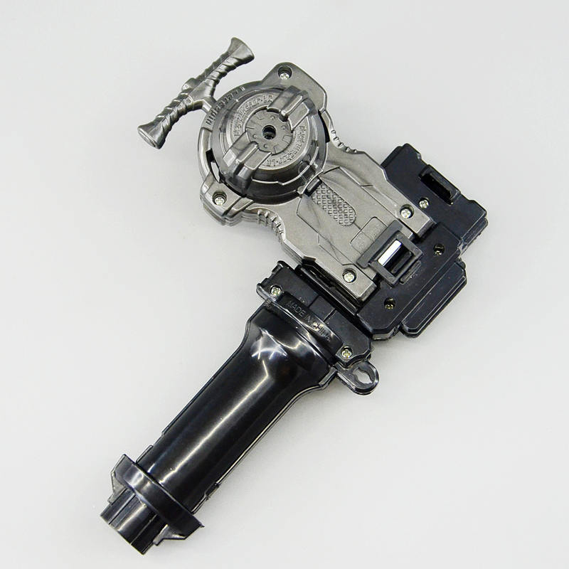 Купить с кэшбэком Enhanced Left Right Spin Beyblades Launcher with Hand Grip Kit