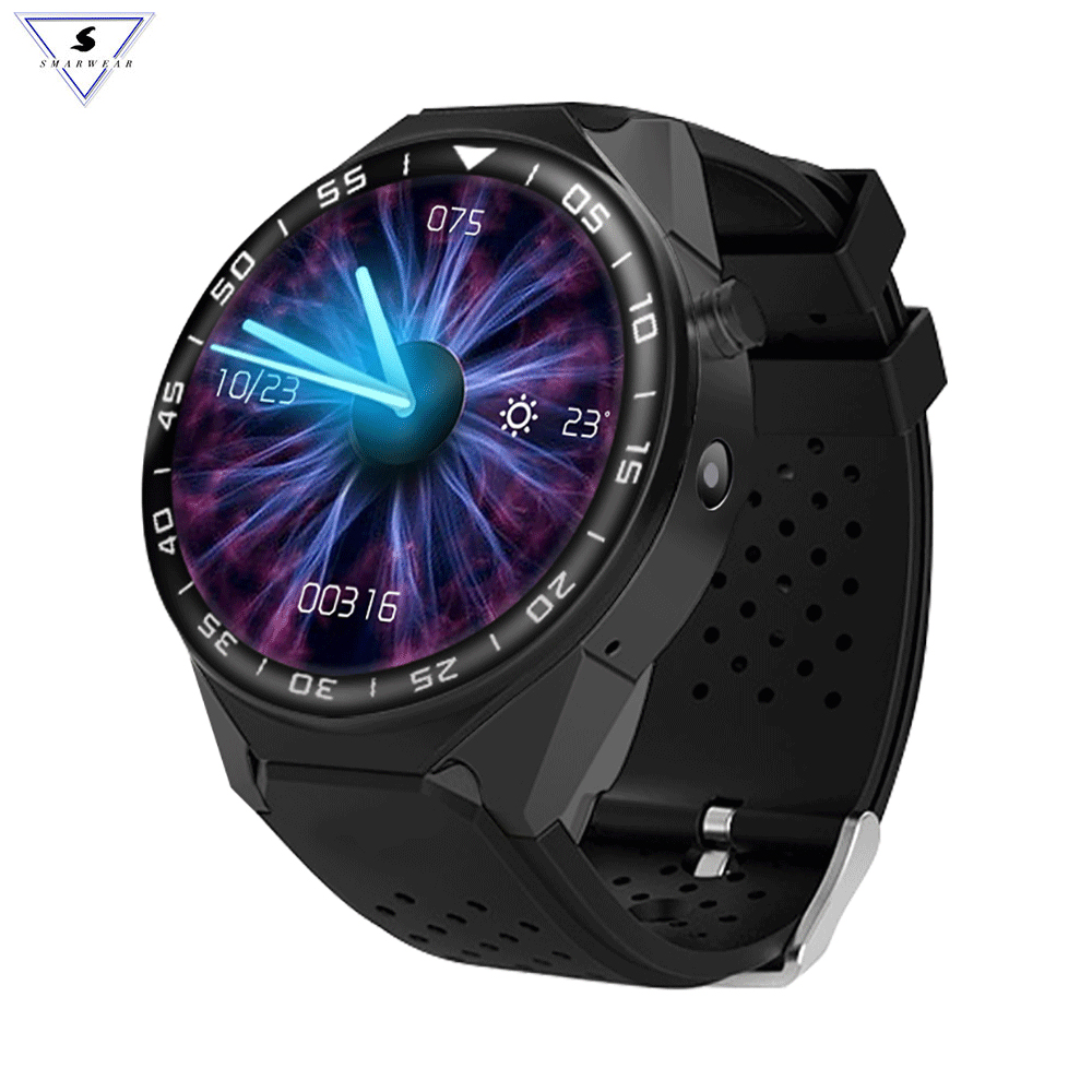 S99C Bluetooth Sports Smart watch Heart Rate Fitness Tracker 3G Camera Phone Call SMS Remind Android5.1 Smart watch GPS SIM WIFI
