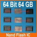 DHL Livre 2 pçs/lote 64 Bits 64 GB de MEMÓRIA Flash NAND IC chip de hdd para iphone 6 e plus 6 + aumento de reparação de memória Mainboard