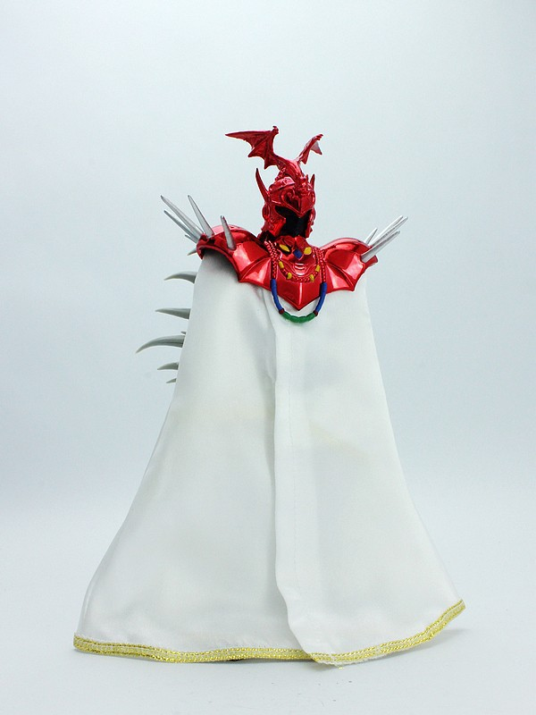 In Stock / Saint Seiya /LC model /Cloth Myth EX 2.0 white robe Pope saga improved version you can Select Throne