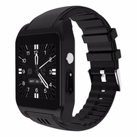 696 Newest Hot Sport X86 Bluetooth Wifi Smart Watch Support 3G 4G SIM Card Android OS