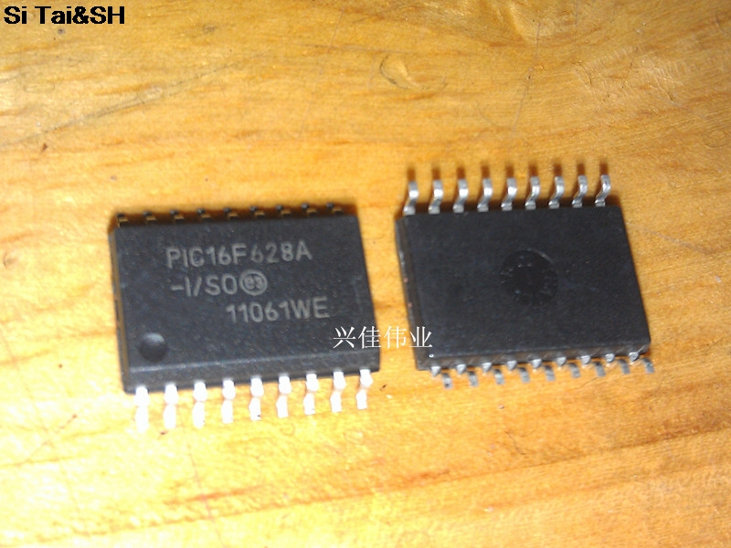 PIC16F628A-I/SO PIC16F628A SOP18
