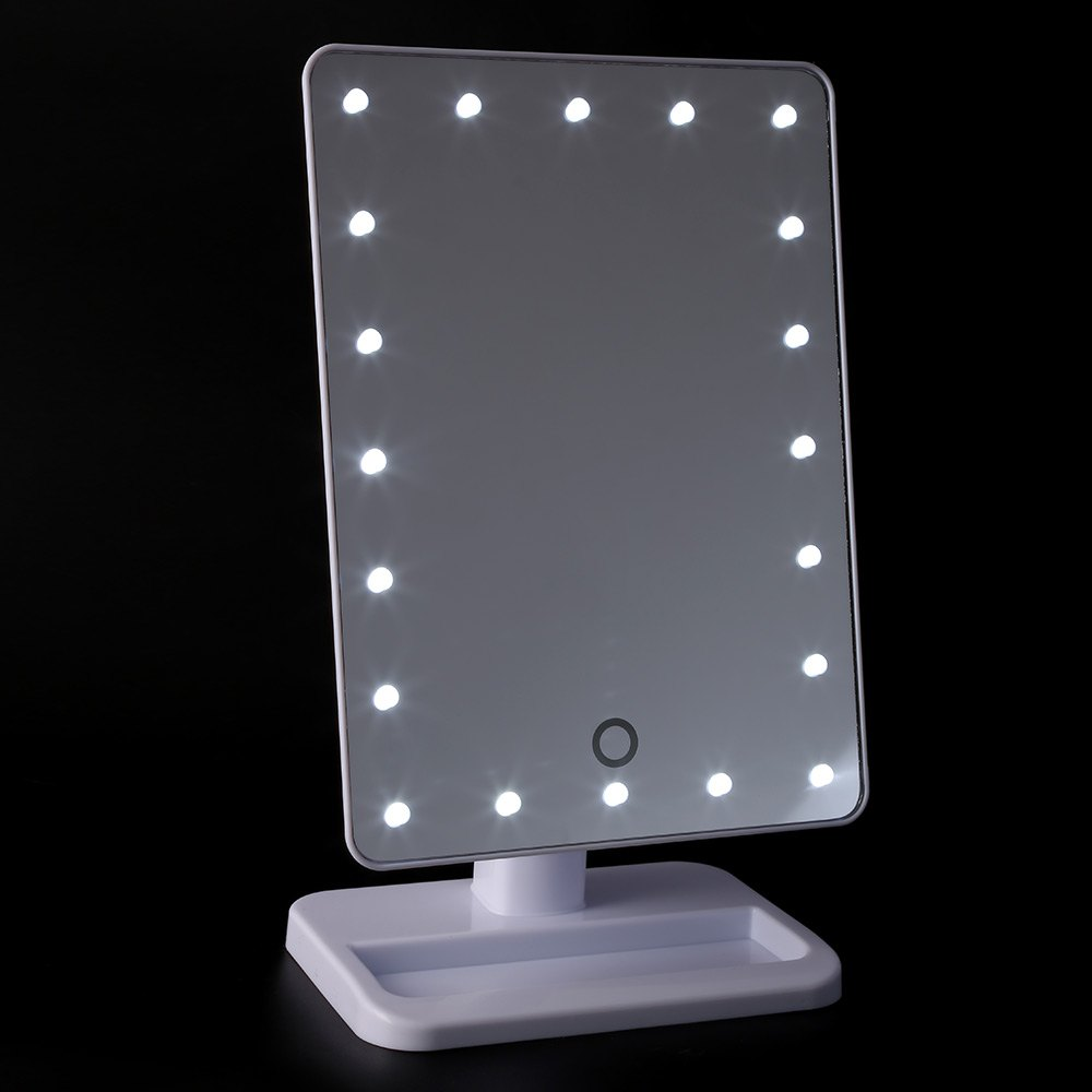 Vanity Mirror With Lights Portable : Popular Mirrored Vanity Table-Buy Cheap Mirrored Vanity Table lots from China Mirrored Vanity ...