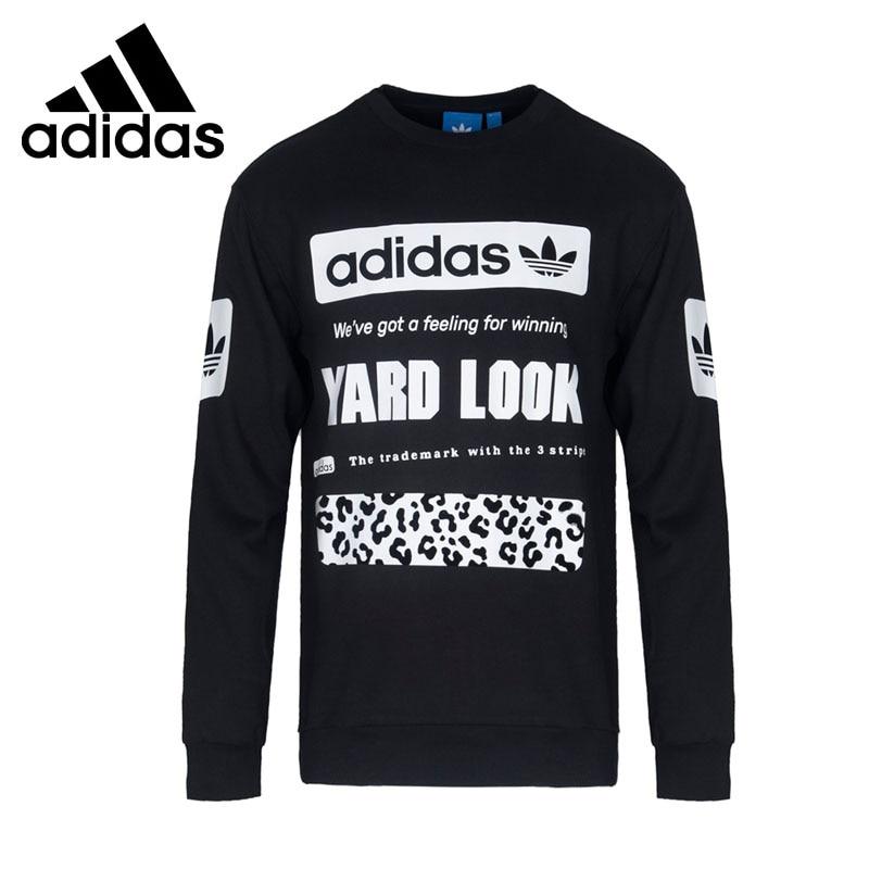 Original Neue Ankunft Adidas Originals Grafik Crew Sw Männer Pullover Trikots Sportswear Hemden Sport & Unterhaltung