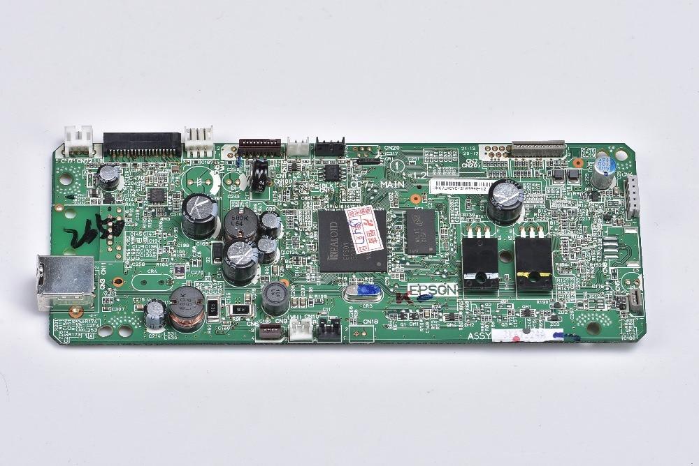 JACA MainBoard mother board Formatter Board logic Main Board for Epson WF-2650 WF 2650 printer main board cc03 main for epson workforce wf 2540 wf 2540 printer