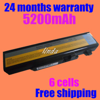 JIGU IdeaPad Y450 Y450A Y450G L08O6D13 Y450 Y550 L08S6D13 55Y2054 6cell laptop battery Free Shipping