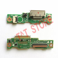 brand FOR Dell Latitude 10e ( ST2 ) Tablet Docking Connector Circuit Board DLP11 Switch Board free shipping