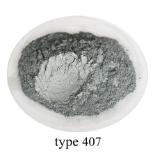 type 407 Super shiny pearl powder, colorful  nail, ink, toys, handicrafts, fishing rod dyeing, 50 grams per bag