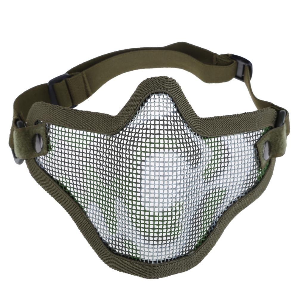 Online Get Cheap Airsoft Mesh Lower Face Mask -Aliexpress.com ...