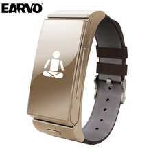 Smart Armband & Bluetooth Headset Umini U Smart Gesundheit Leder Armband Pulsmesser Smartwatch MTK2502 für Android iOS