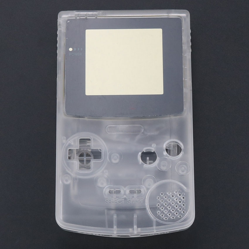 Image 5 - ChengHaoRan 1 set New Full Housing Shell Cover Case for Nintendo Game boy Color GBC Replacement Repair Parts Pack kit-in Cases from Consumer Electronics