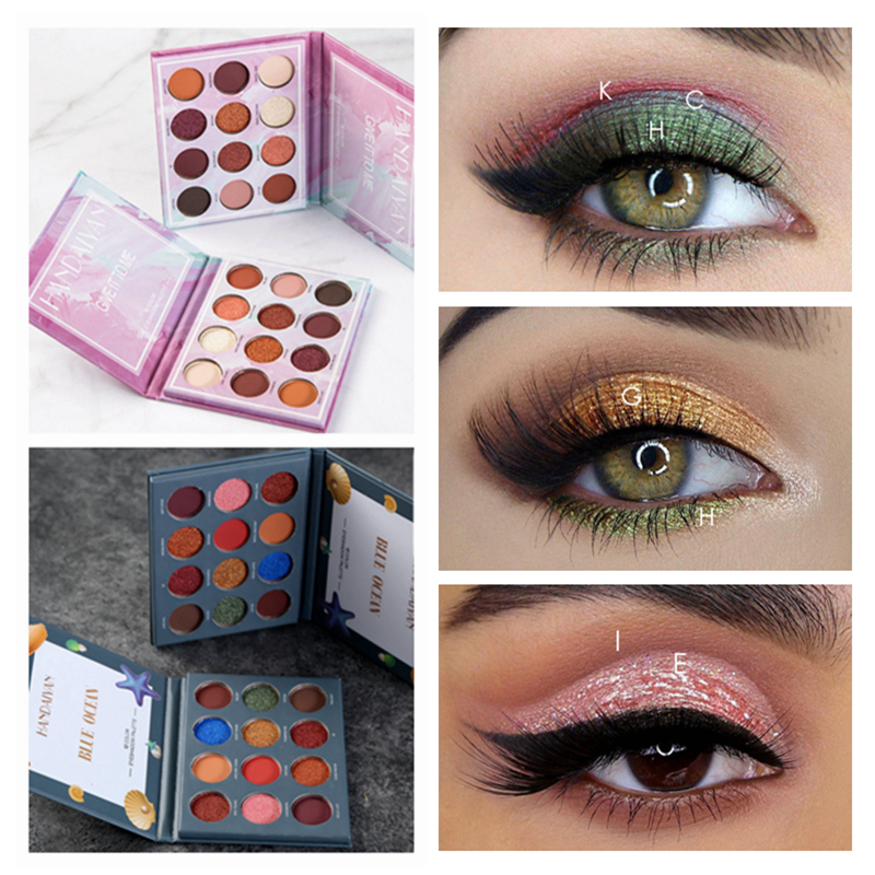Back To Search Resultsbeauty & Health Hospitable Beauty Glazed Pro Makeup Glitter Eyeshadow Cosmetic Makeup Shimmer Pigment Pressed Powder Beauty Eye Shadow Kit 10 Colors