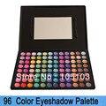 Envío gratis paleta cosmética 96 colores brillo / mate paleta sombra de ojos maquillaje set Dropshipping