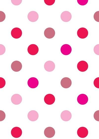 5x7ft Art fabric newborn backdrops Pink polka dot background for