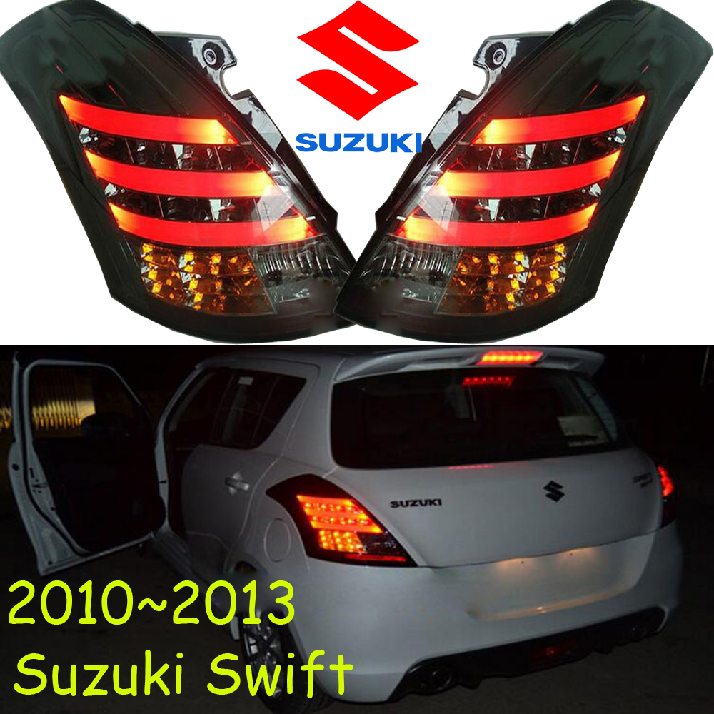 car-styling,Swift Taillight,2010~2015,led,Free ship!2pcs,Swift fog light;car-covers,Swift tail lamp;SX4,Vitara,Jimny,Swift