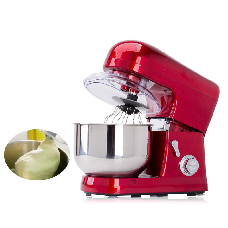 BEIJAMEI Electric Bread Dough Mixer Eggs Blender 110v 220v Food Cake Mixer Kneading Machine Electric Dough Maker Price цена и фото