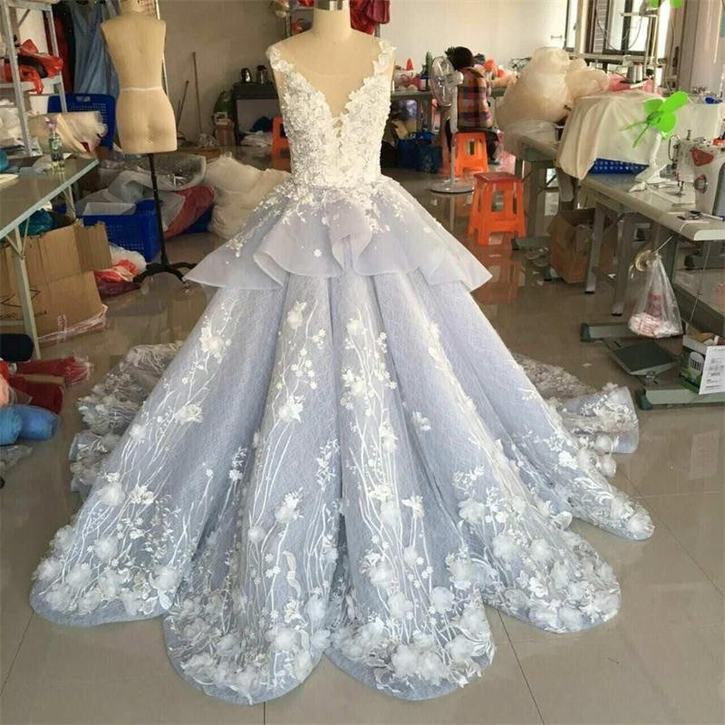 -2016-Real-Photos-vestido-de-noiva-Sweep-Train-Luxury-robe-de-3mariage-Wedding-Dresses-Bridal