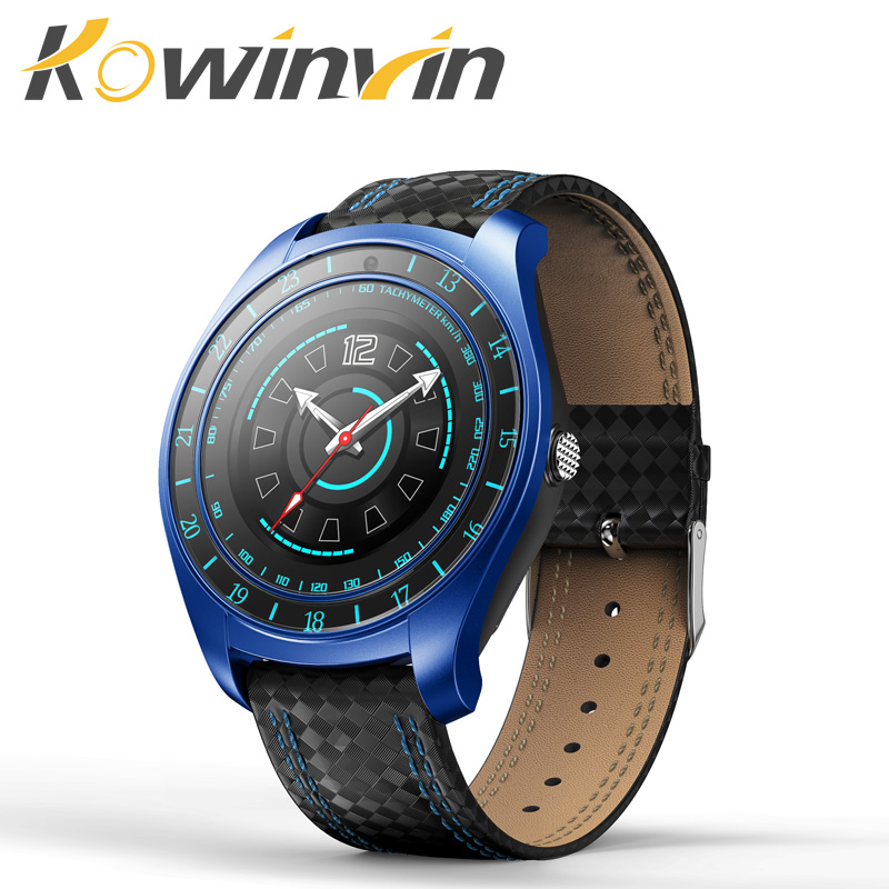 Bluetooth Smart Watch <font><b>V10</b></font> Color IPS Heart Rate Monitor <font><b>Smartwatch</b></font> Dial Call GSM TF Card Camera Passometer Wristwatch PK GT08 V9 image