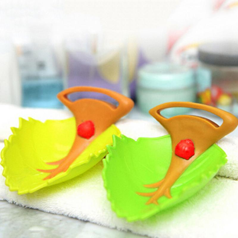 Baby Kinder Hand Waschen Waschbecken Geschenk Kunststoff Wasserhahn Extender Form Baby Wasserhahn Extender Blatt Design