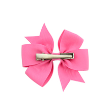 Baby Girl's Ribbon Bow Hairpins