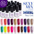 Sexy mix 60 Colors Gel Nail Polish UV Gel Polish Long-lasting Soak-off LED UV Gel Color Winter Hot Nail Color UV Gel Nail Polish
