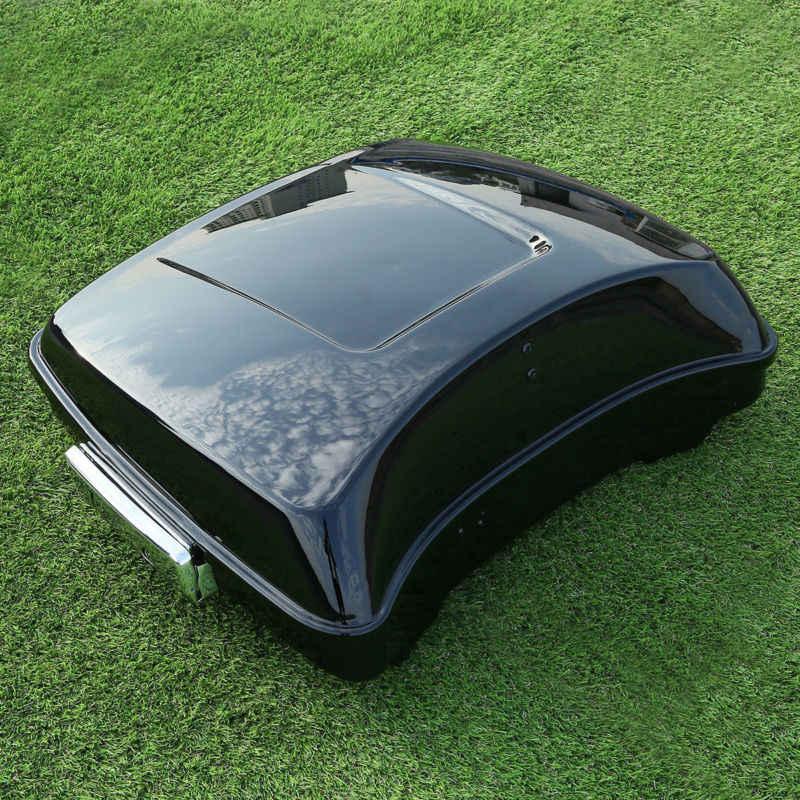 Мотоцикл бритва турпакет пакет багажник и Монтажная стойка для Harley Street Electra Glide FLHX Road King модель 14-18