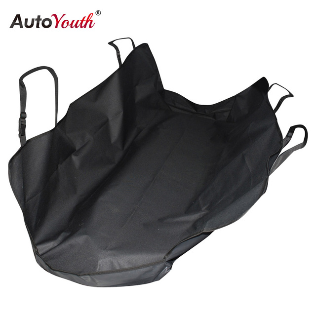 AUTOYOUTH 600D Oxford Cloth Waterproof Pet Dog Car Seat Cover Hammock Style 146 x 133cm Fits Most Cars Seat Cushion