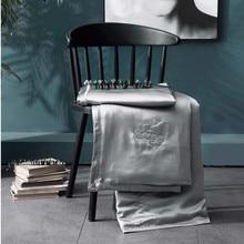 Manta de seda de mora de 100% para verano, tamaño Queen, 150x210 cm, 59x82 pulgadas, 300 gramos, edredón acondicionador de aire, 1 unidad