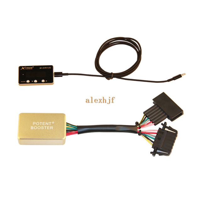 TROS octava 9-Drive Controlador Electrónico Del Acelerador para LOTUS ELISE (RHD) 2006-10, EXIGE (LHD) 2006-10, EXIGE (RHD) 2006-10, etc