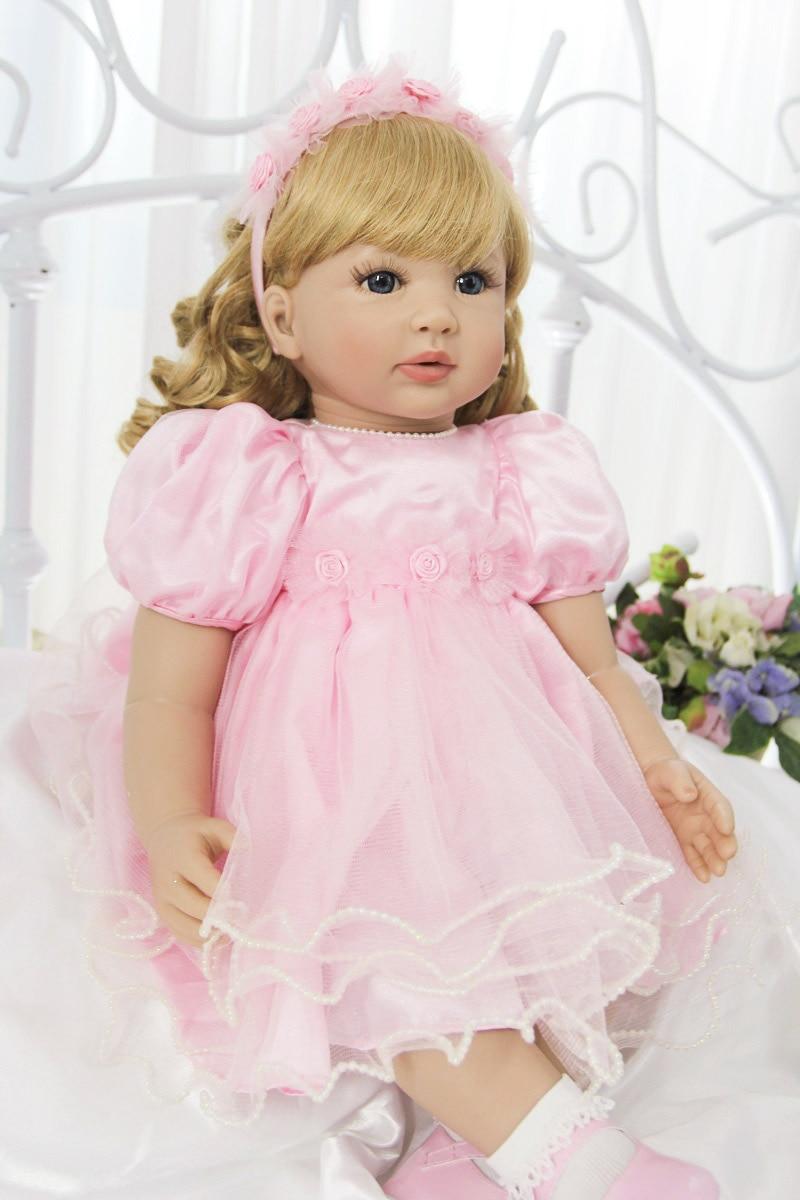 3820e1da2d4c4 Aliexpress.com  Comprar Muñecas bebé Real Reborn silicona Bebe ...