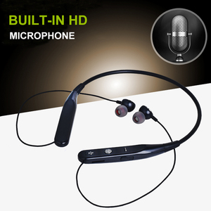 Image 2 - YODELI 733 Bluetooth Earphone Sport Wireless Headphones Support TF Card Handsfree Headset with Mic for Xiaomi iPhone Phone