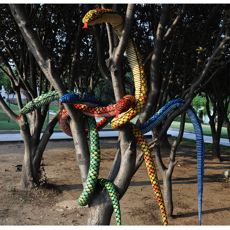 280cm Big Size Snake Plush Toy The Simulation Snake Soft Stuffed Toys Bithday Gift Wholesale and Retails Factory supply digital wood moisture meter wood humidity sawn timber hardened materials ambient temperature moisture tester mc7812