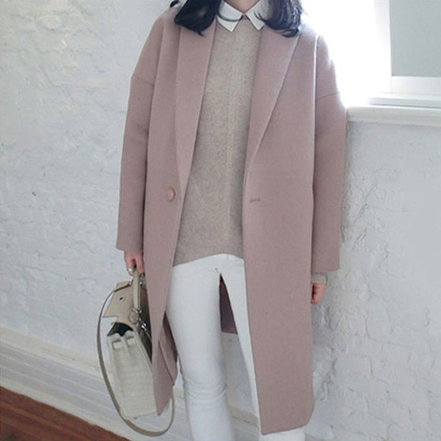 Для женщин Повседневная зимняя куртка пальто Slim Fit длинный кардиган Топы корректирующие верхняя одежда JL