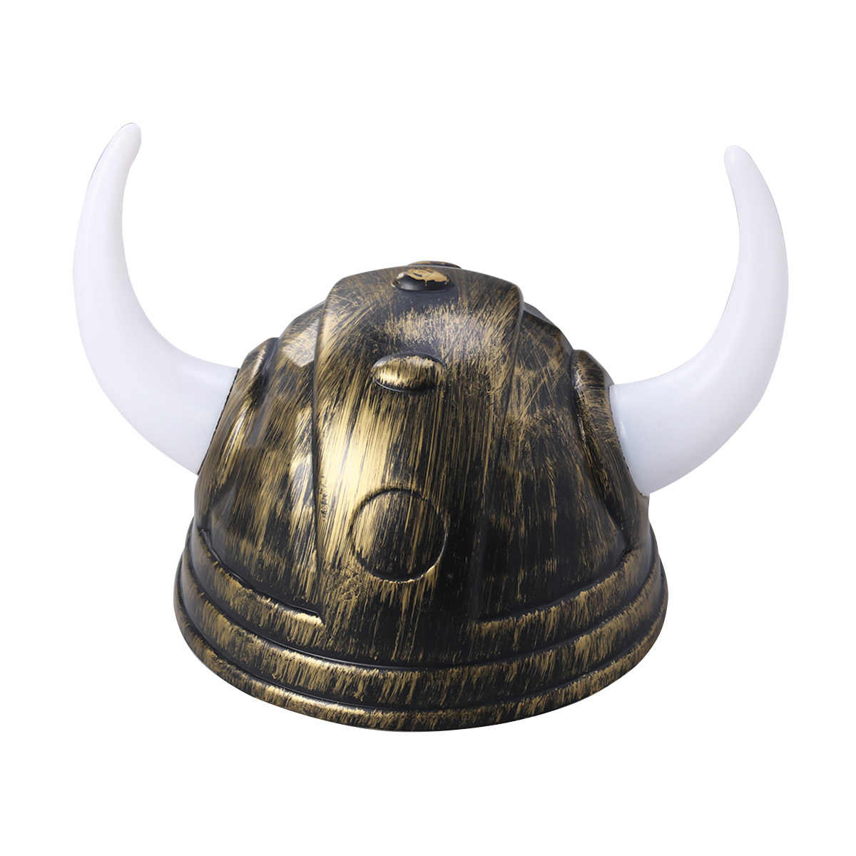 e6e70863ee1 Buffalo Ox Horns Hat Viking Hat Halloween Decoration Props Party Accessory  Kids Toys Plaything for Cosplay