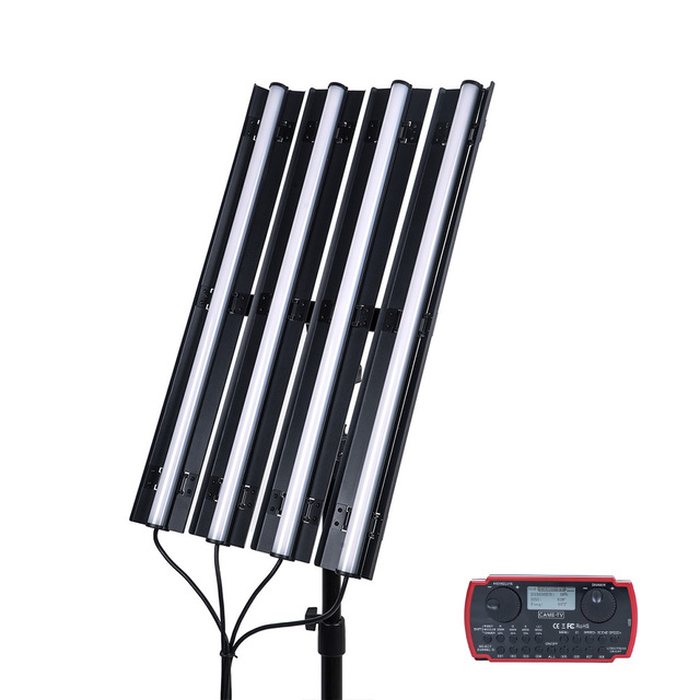 CAME TV Boltzen Andromeda Slim Tube LED Licht 4 Lichter Kit 2FT (2FT D4/2FT B4/2FT R4)