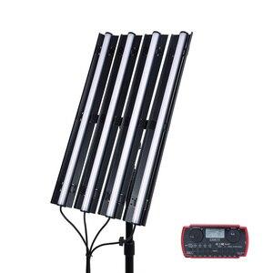 Image 1 - CAME TV Boltzen Andromeda Slim Tube LED Licht 4 Lichter Kit 2FT Tageslicht (2FT D4)