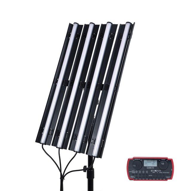 CAME TV Boltzen Andromeda Slim Tube LED Licht 4 Lichter Kit 2FT Tageslicht (2FT D4)