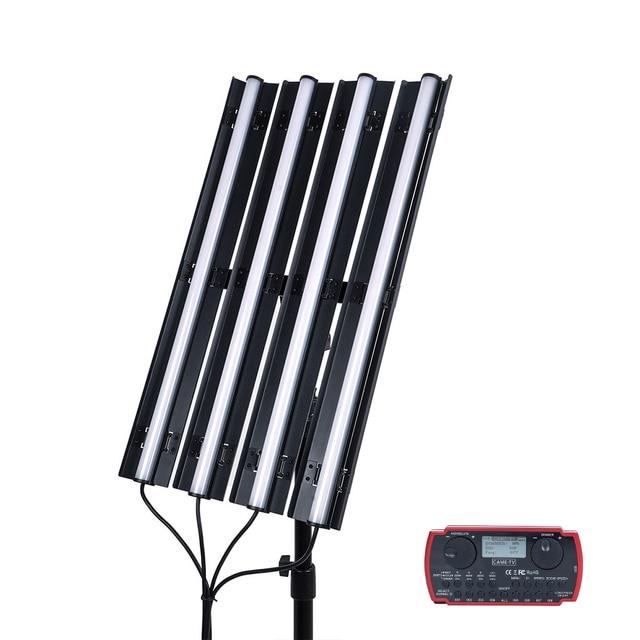 CAME TV Boltzen Andromeda Slim Tube LED Light 4 Lights Kit 2FT Daylight(2FT B4)