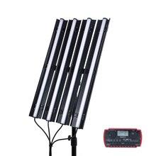 CAME TV Boltzen Andromeda lumière de Tube LED mince 4 lumières Kit 2FT (2FT D4/2FT B4/2FT R4)