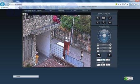 Freeshipping דלת אבטחה מצלמת ip hd 720p waterproof אינפרא אדום הביתה אלחוטית מערכת טלוויזיה במעגל סגור חיצוני עמיד onvif wifi קאם