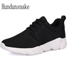 Hundunsnake Running Shoes For Men Women Sneakers 2017 Sport Mesh Breathable Jogging Gym Runes Male Krasovki Adult Gumshoes T295