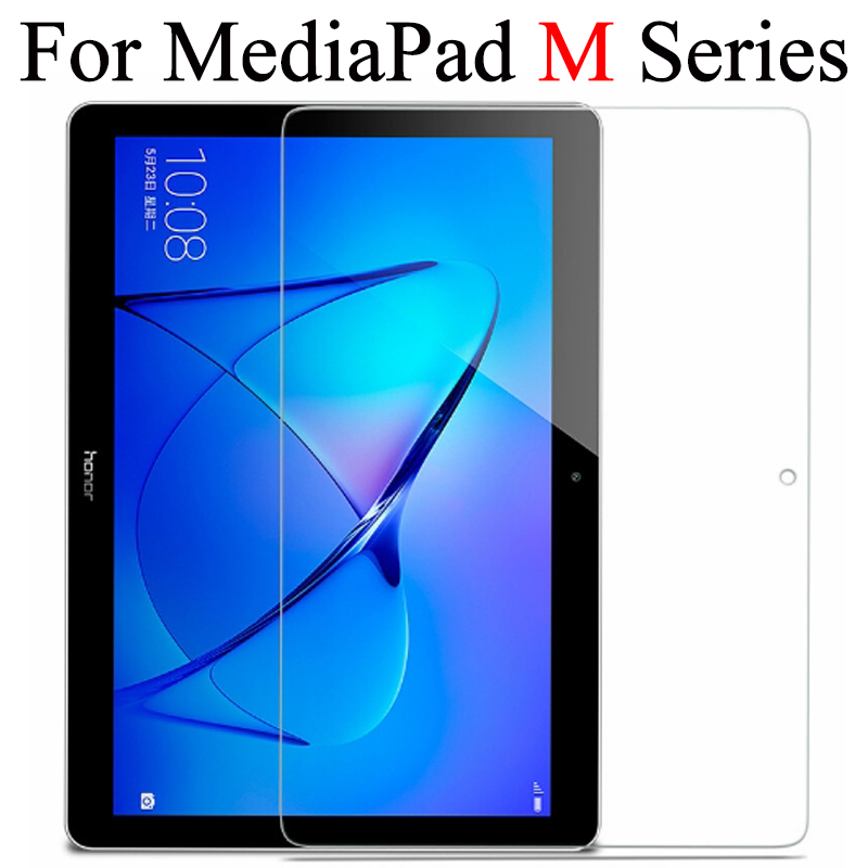3x Clear//Matte Tablet Screen Protector Cover for Huawei MediaPad M3 Lite 8.0