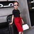 Children's Clothing set big girls Fashion set for Summer  88023