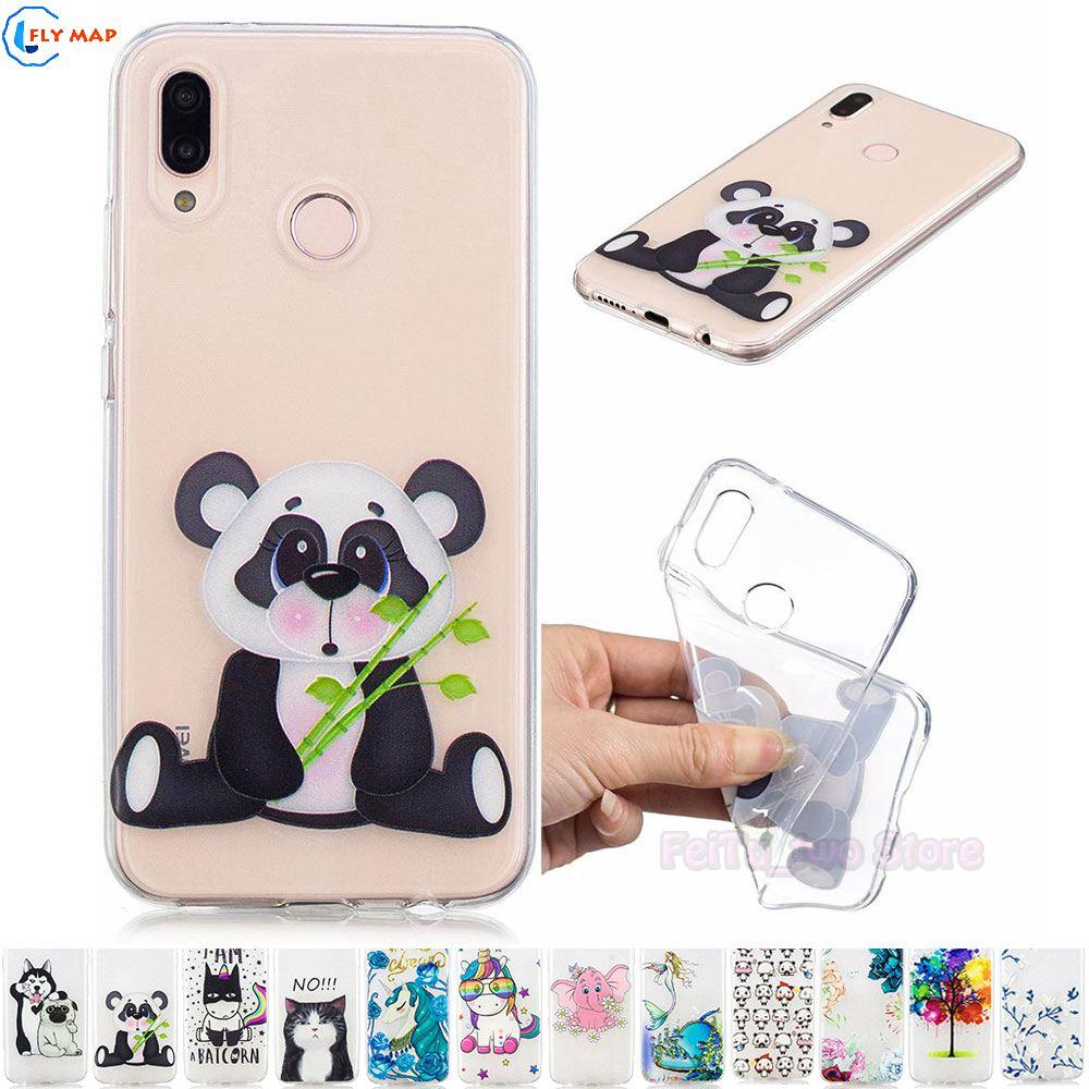 Phone Bags & Cases For Huawei P20 Lite Soft Glitter Dynamic Liquid Quicksand Case Huawei Nova 3e Ane-lx1 Ane-l21 Ane-l01 Silicone Phone Cover Funda