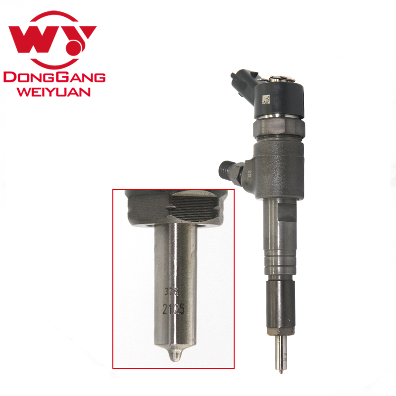 0445120224  Diesel  fuel  injection  For Bosch Common rail fuel  injector Suit for nozzle DLLA152P1819 For Weichai DW10