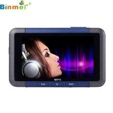 """Nuevo 8 GB Delgado Reproductor de Música MP3 Con 4.3 """"de Pantalla LCD FM Radio Video Película de Calidad Superior LJJ1206"""