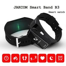 Лидер продаж 2017 Новинка jakcom B3 Смарт спортивные часы Bluetooth Smart говорить часы сна ритма сердца здоровья Мониторы Водонепроницаемый Handband