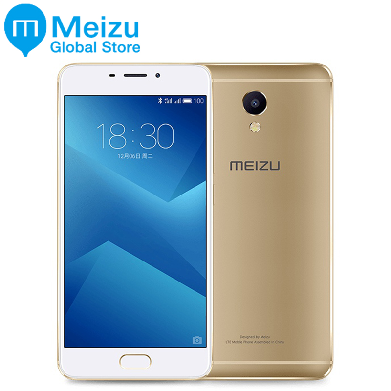 "bilder für Ursprüngliche Meizu M5 Hinweis 3 GB 32 GB Globale ROM OTA Handy Android Helio P10 Octa-core 5,5 ""13MP 4000 mAh Cellular"