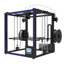 Tronxy двойной экструдер 2 в 1 из 3d принтер многоцветный Циклоп головы DIY наборы хорошее обновление для двух цветов градиенты печати